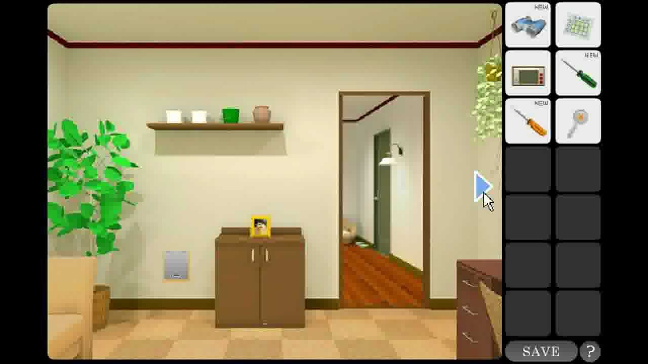 Neutral 39 s lights walkthrough with the two ends flv youtube for Small room escape 6 walkthrough