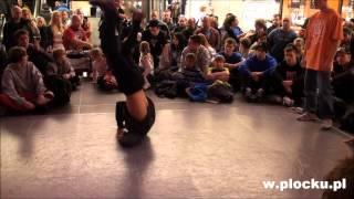 Mazovia Breakdance Cup 3 walka o III miejsce 23.02.2013