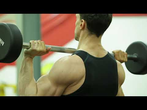 How to Get Big Shoulders. Best Shoulder Exercises for Mass and Wide Shoulders. Vicsnatural