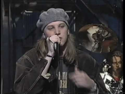 Candlebox Far Behind Letterman Youtube