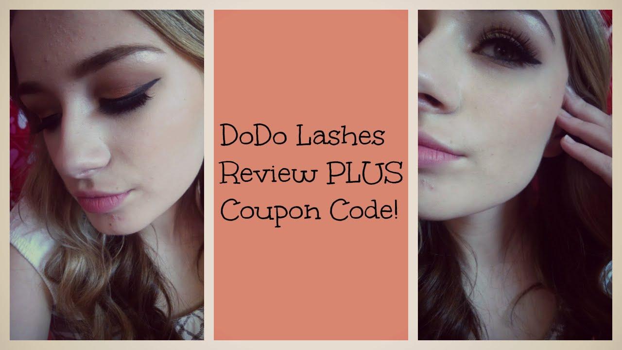 8816335a26c Dodo Lashes Review | PLUS Coupon code: makeup_krista | Beauty With Krista  by Beauty With Krista
