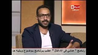 بالفيديو..أحمد بدوي: أثق في أحمد فهمي.. واستغربت «كلب بلدي» في البداية