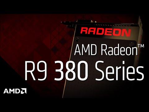 ASUS Radeon R9 380 OC GAMING AMD Graphics Card 2GB LN65361