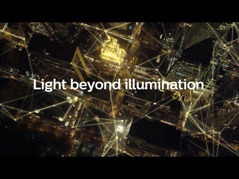 Philips Lighting company positioning video 2016 – Light beyond illumination (cutdown)
