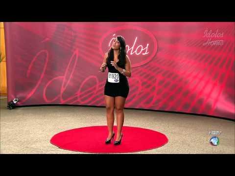 Ídolos 2011 - Audição - Gabriela de Barros