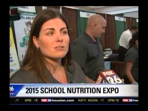 2015 Choice Partners School Nutrition Expo_Broadcast media coverage