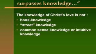 Just Like a Tree (PPT sermon sample)