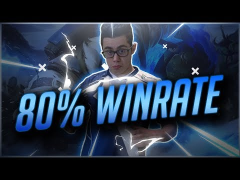 TF Blade | 80% WINRATE CHALLENGER!