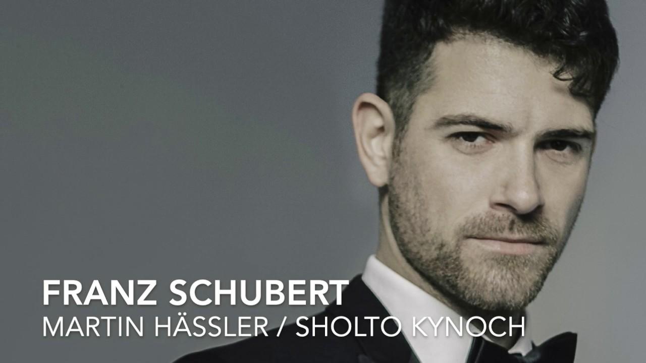 Martin Hässler sings Schubert