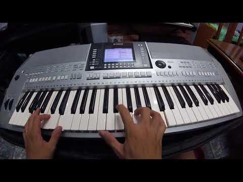 Hưỡng Dẫn Đàn Organ - Điệu Slow Rock - Nguyễn Kiên Music
