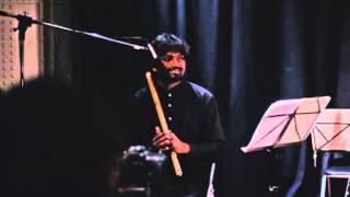 Dreamer circus with RIshab Prasanna, Live in Odense (Denmark) - BANSURI FLUTE (India)