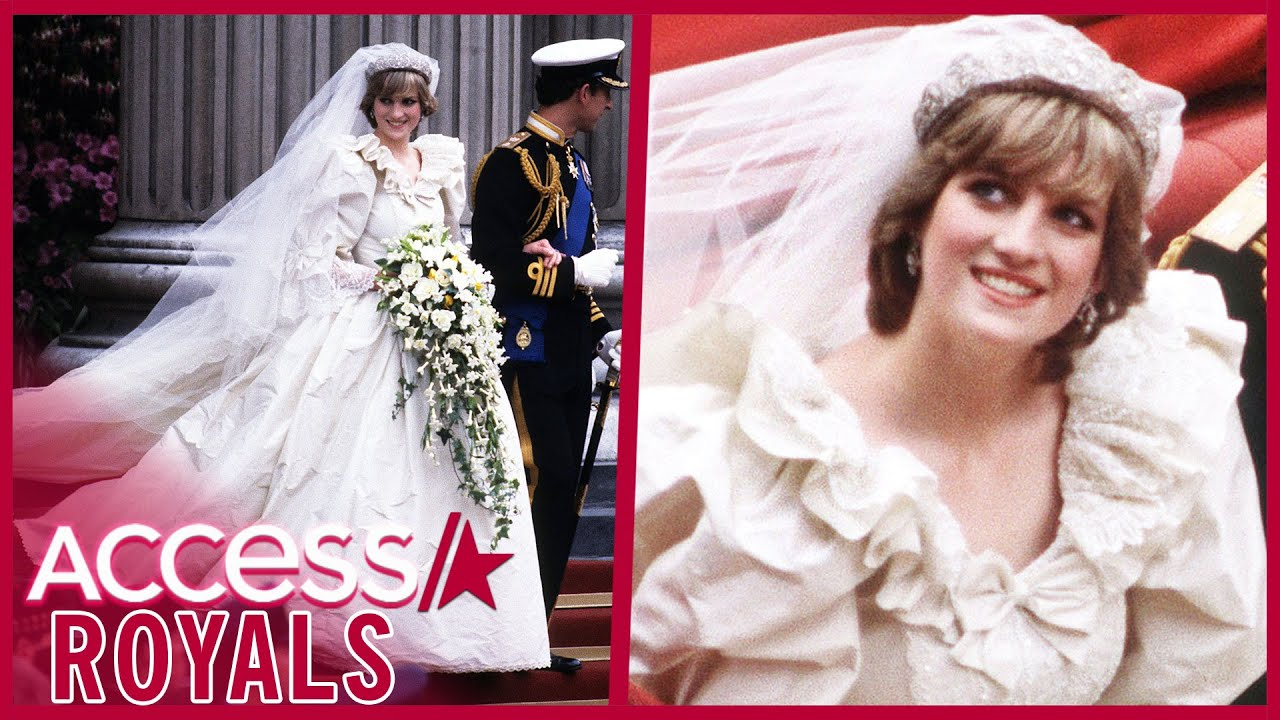 Princess Diana's Royal Wedding Gown Designer Spills Secrets