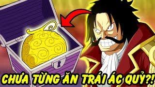 Vua Hải Tặc Chưa Từng Sử Dụng Trái Ác Quỷ?! – Sức Mạnh Của Roger Trong One Piece