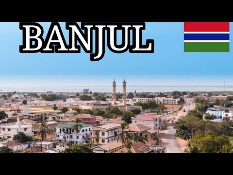 Falling In Love In Banjul, Gambia 🇬🇲 You Won't Believe This! #Gambia,Africa Ep.6