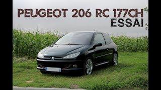 206 RC 177 CH : La petite sportive de chez Peugeot Sport !