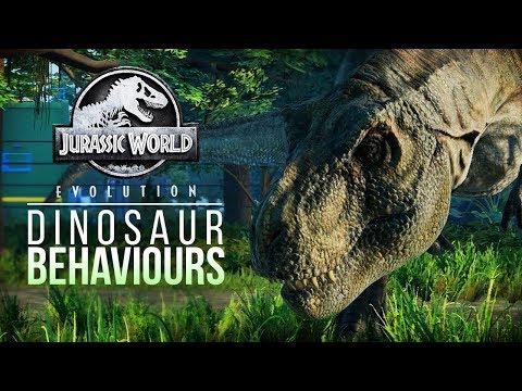 Dinosaur Behaviours In Jurassic World: Evolution | Speculation