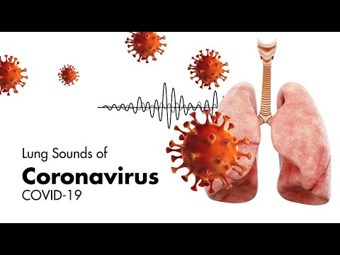 Sounds Of Coronavirus (COVID-19) - Lung Sounds