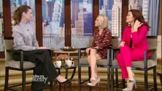 Bridget Moynahan Talks Married Life & Her Son...