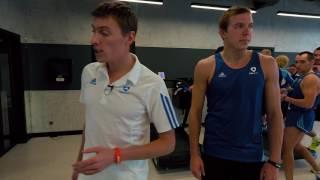 видео: Комплекс СФП Плавание