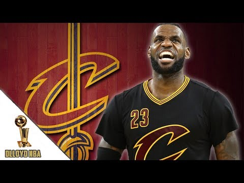 LeBron James Frustrated With Cavs Offseason!!!