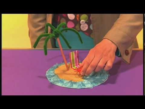 mister maker craft ideas online mister maker how to make a tropical island 6925