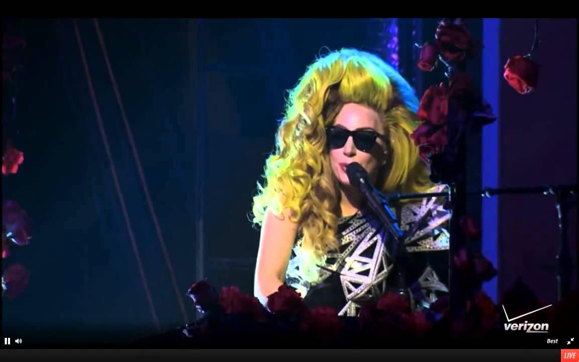 Lady Gaga - Born This Way (Live at Roseland Ballroom) Last Show