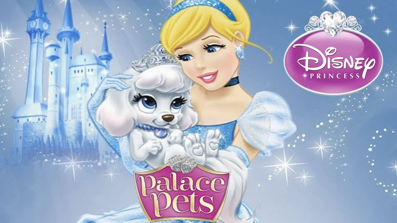 Palace Pet Cinderella Dog