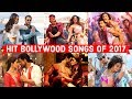 HIT BOLLYWOOD SONGS OF 2017 | POPULAR BOLLYWOOD SONGS 2017