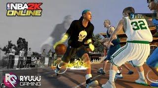 NBA 2K ONLINE  - SOLO QUEUE  BEASTING [Full Game]