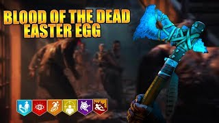 """BLOOD OF THE DEAD"" MAIN EASTER EGG & POSSIBLE BOSS FIGHT SOON!?! (Black Ops 4 Zombies)"