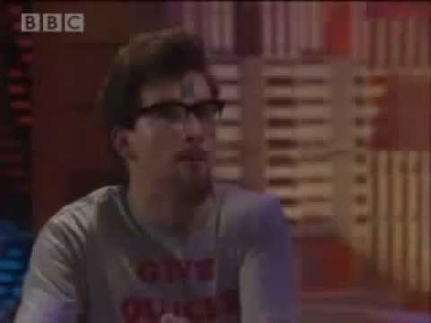 Red Dwarf - Polymorph  --  Rimmer's committee