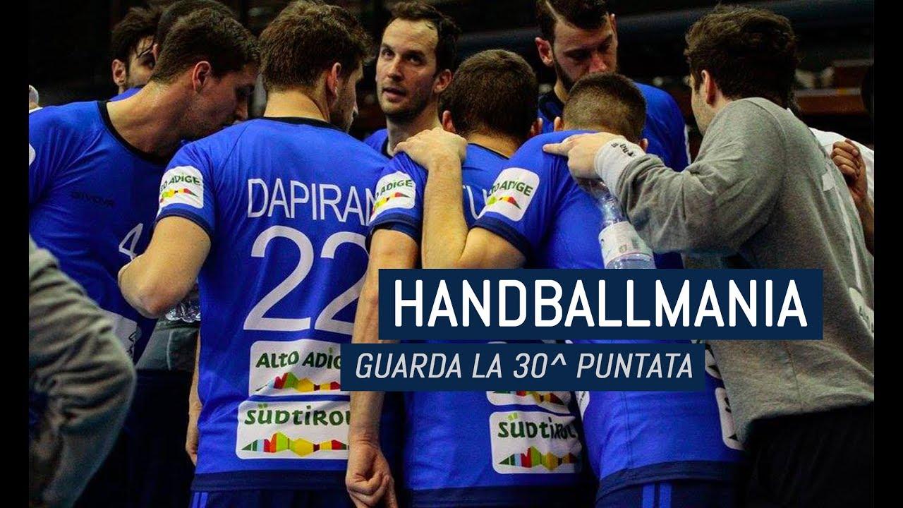 HandballMania - 30^ puntata [19 aprile]