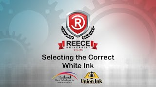 ReeceU - Rutland Union - Selecting the Correct White