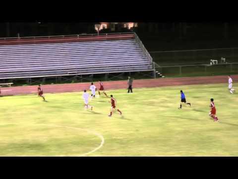 MMA Soccer vs IDEA Frontier Academy 1/21/2014