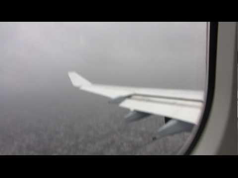 A340-300 go around