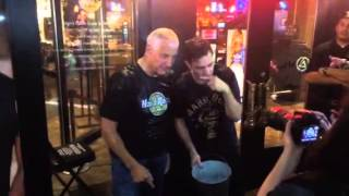 Andy Grammar Ice Bucket Challenge