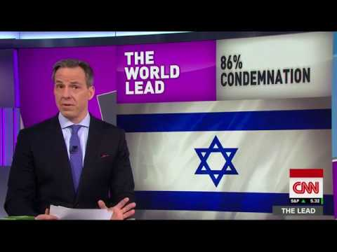 CNN's Jake Tapper Rips U.N. Hypocrisy, Calls Out Dictators Who Condemned U.S. on Jerusalem