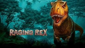 Raging Rex New Play'N Go Slot Demo Gameplay