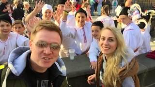 Селфи-тур. Прага 2015. Моргуновы в Чехии.(Небольшое путешествие по Праге. Селфи-тур. Все видео снято с помощью