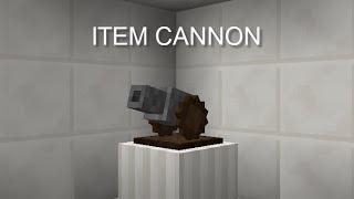 Bit-by-Bit: OpenBlocks Item Cannon