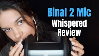 New Microphone Test & Review | HeadRec's Binal2