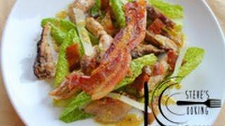 Jerk Chicken Caesar Salad Recipe....(fantastic!!!!)
