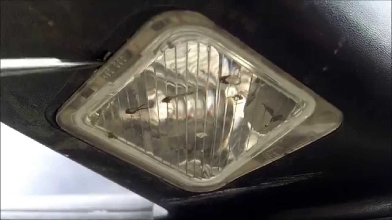 Puddle lamp replacement 2006 2010 ford explorer