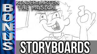 Cartoon Edition of KINDERGARTEN THE MUSICAL!