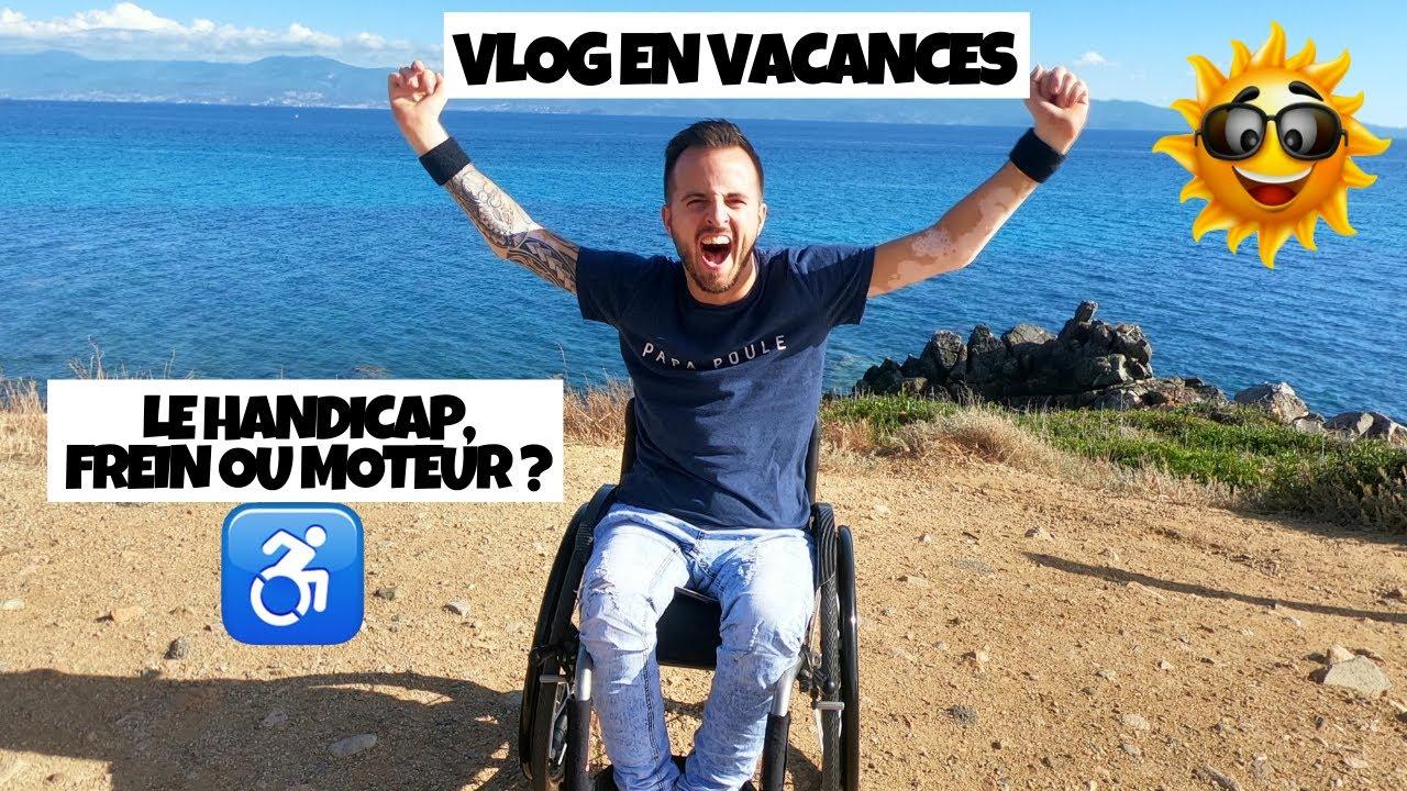 VLOG Nos vacances en Famille (Handicap, Surprises et Moments Forts...)