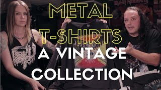 Video Metal T-Shirts - A Vintage Collection download MP3, 3GP, MP4, WEBM, AVI, FLV Agustus 2018