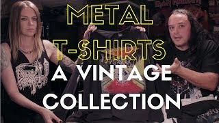 Video Metal T-Shirts - A Vintage Collection download MP3, 3GP, MP4, WEBM, AVI, FLV Juni 2018