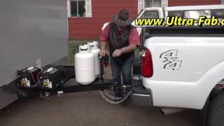 RV travel trailer accessory review with MrTruck
