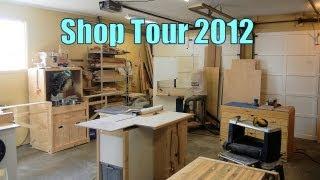 Shop Tour 2012