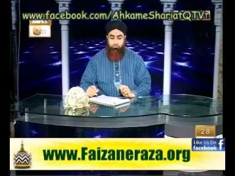 Taharat Key Masail   Akhakm E Shariat With Mufti Akmal Qadri   24 Nov 2011   YouTube